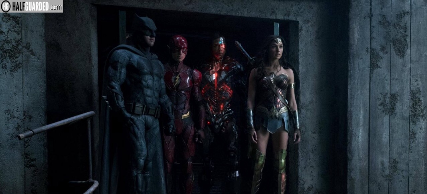 Justice league pictures justice league poster trailer leaked