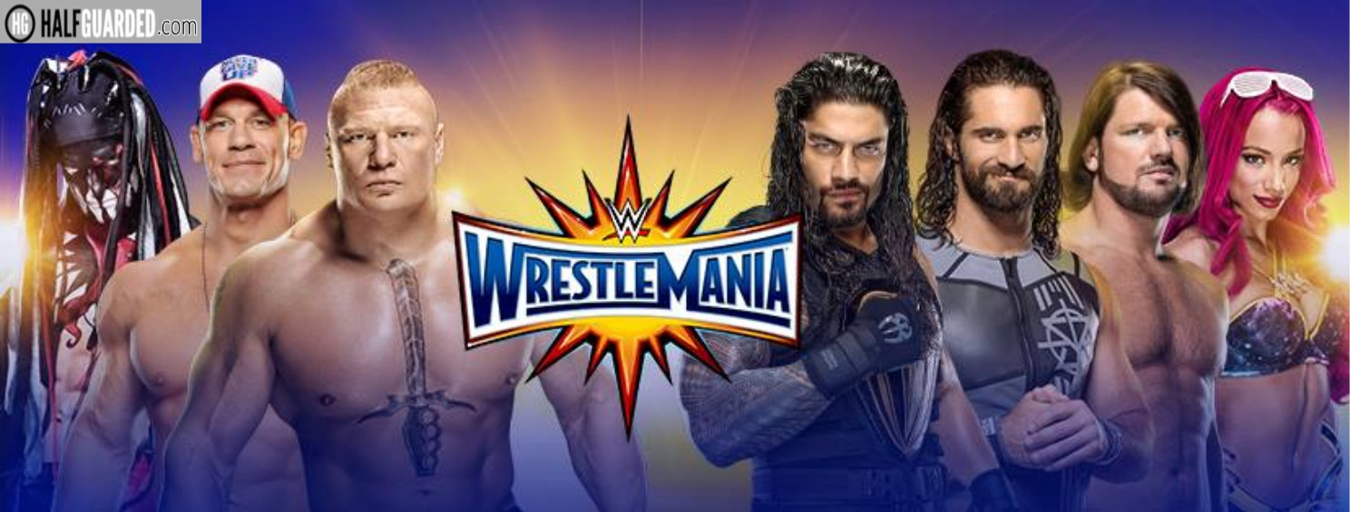 WRESTLEMANIA 33 FREE LIVE STREAM of consciousness ONLINE - WRESTLEMANIA 33 Results & Coverage