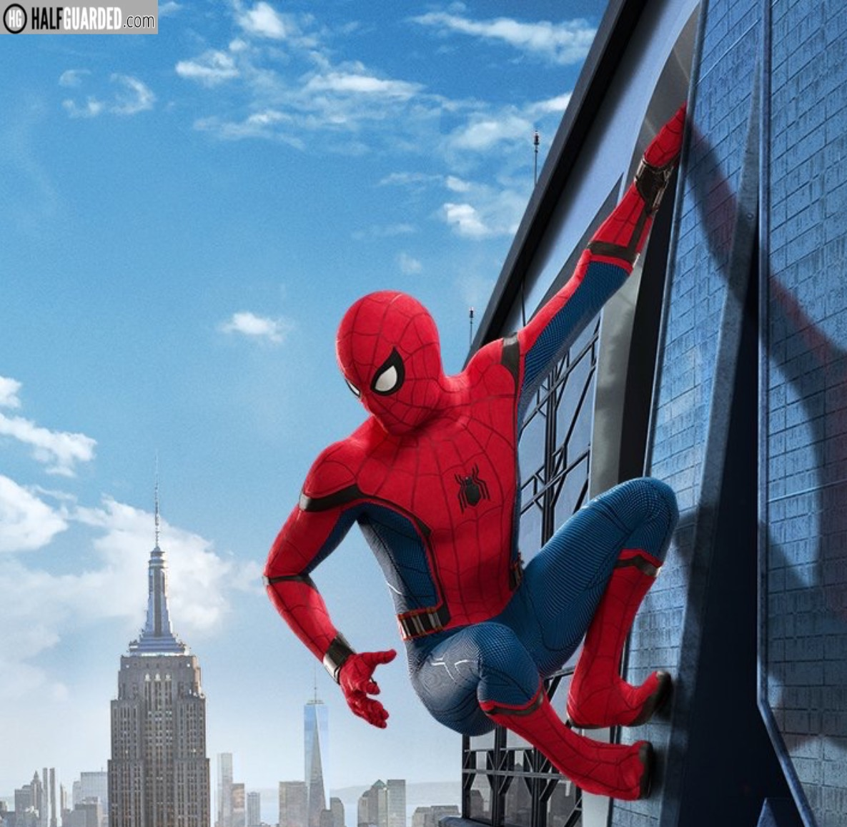 The New Spider-Man: Homecoming Trailer is so good you'll weep