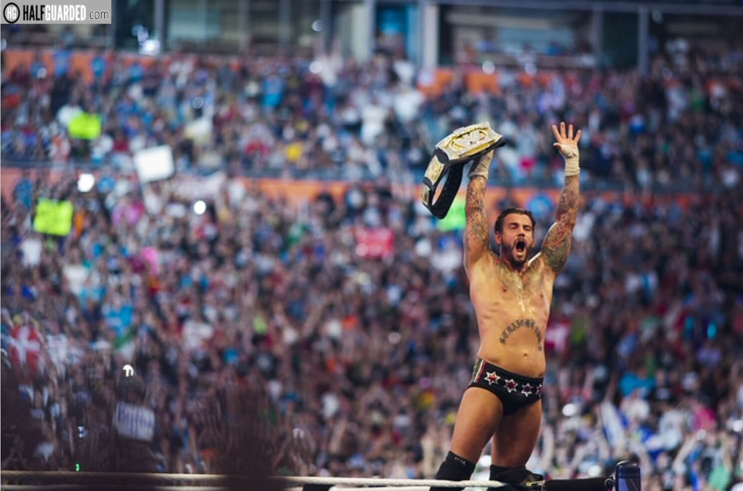 CM PUNK RETURNS TO WWE, SET TO APPEAR AT WRESTLEMANIA; UFC FUTURE IN DOUBT
