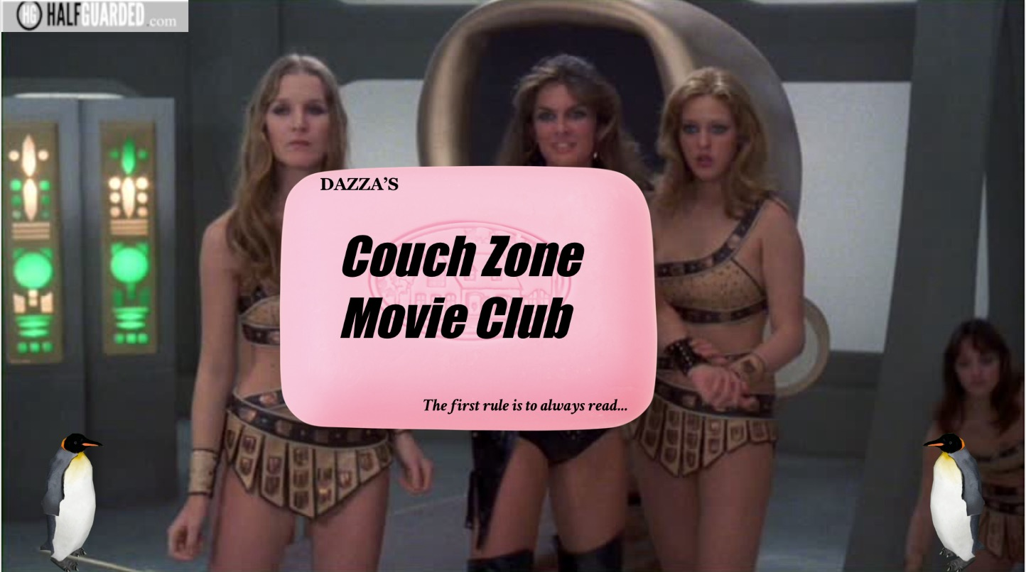 Couch zone club movie reviews