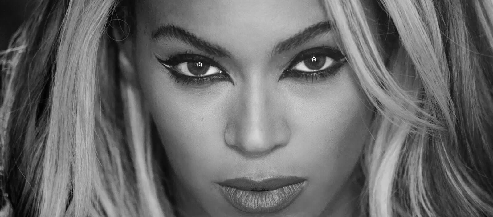 Beyoncé stare mom mother day