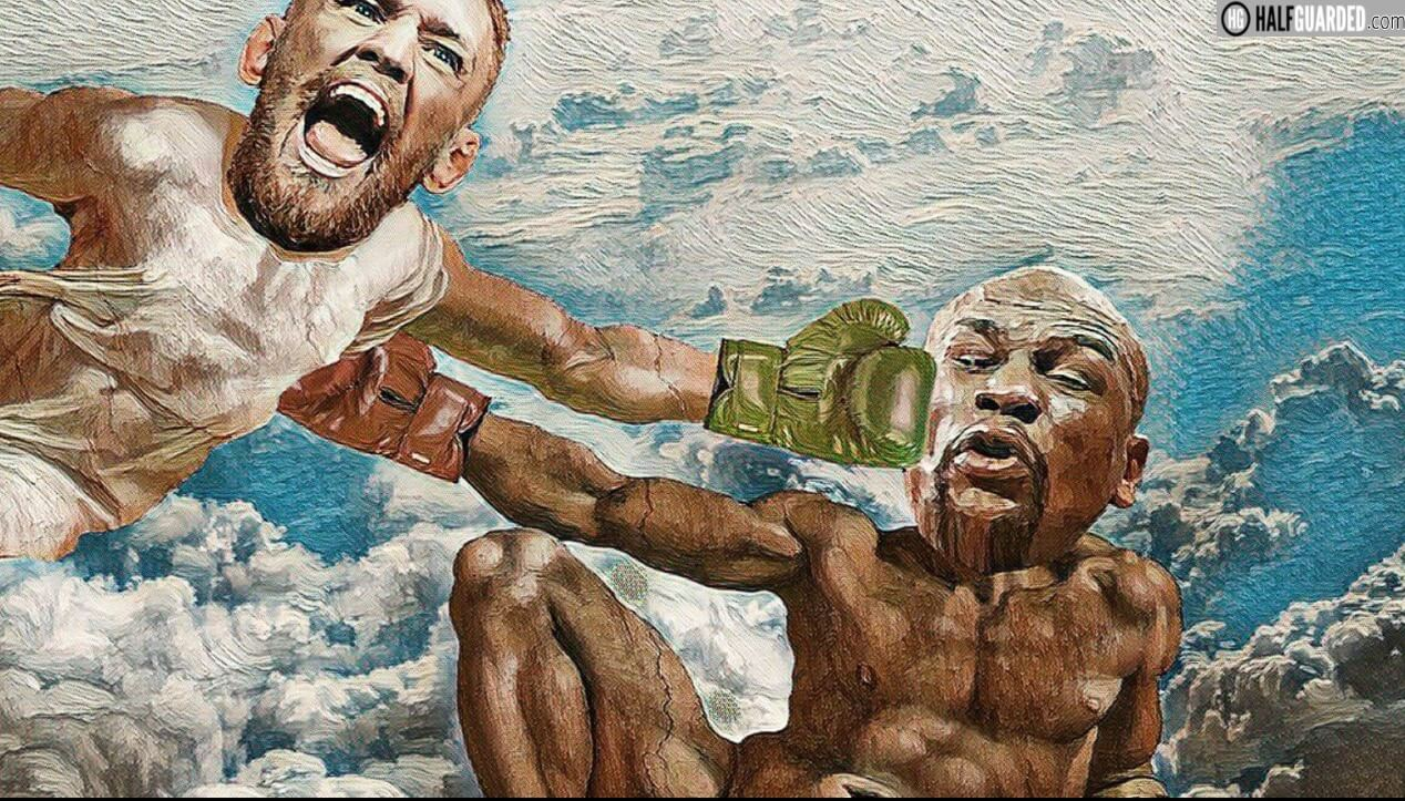 Conor vs Floyd had t takes and Conor vs Floyd free live stream