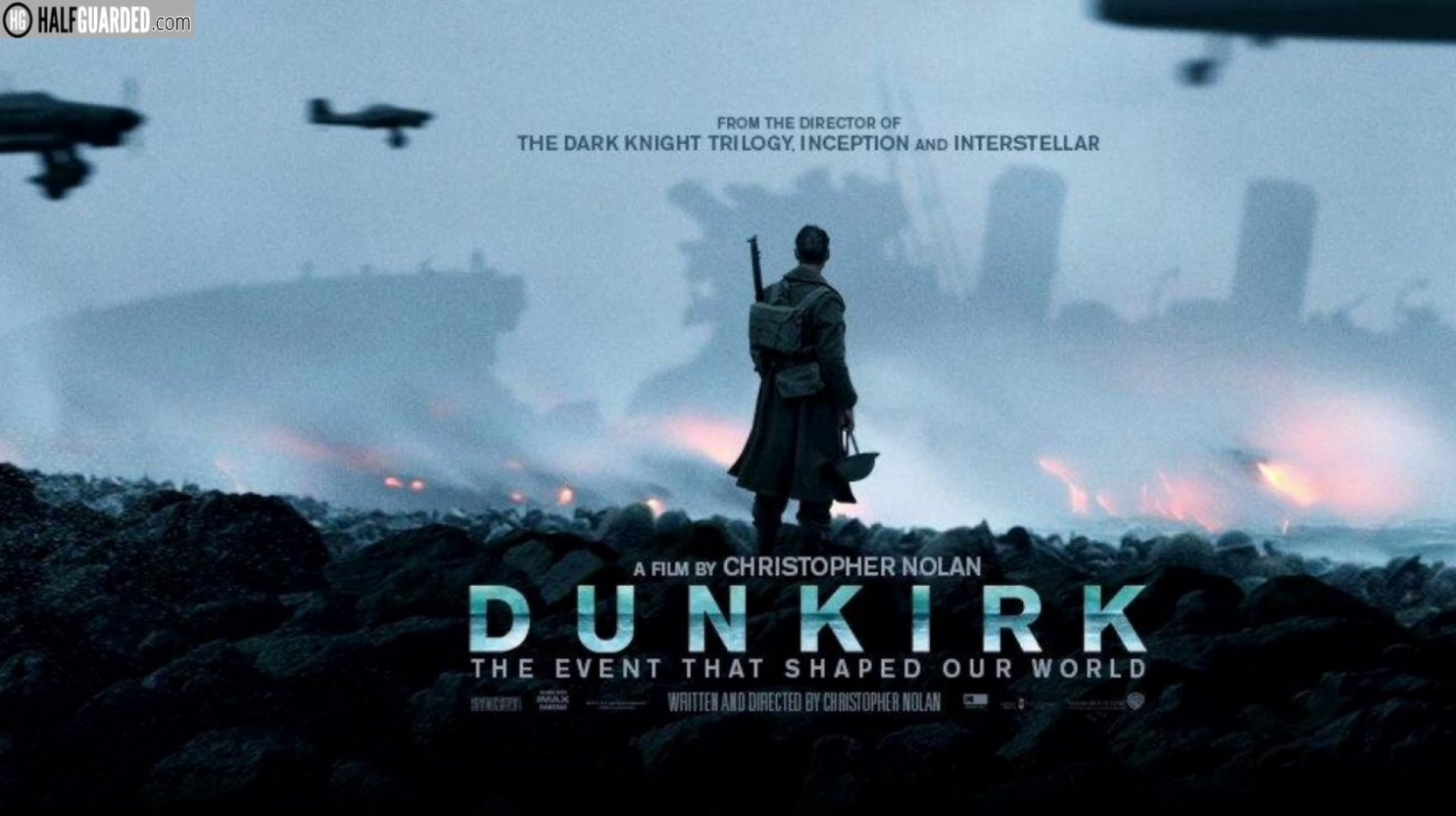 MIKE'S OFFICIAL DUNKIRK REVIEW