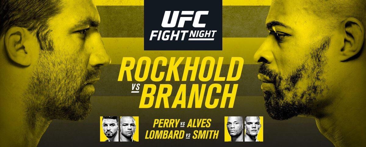 rockhold vs branch