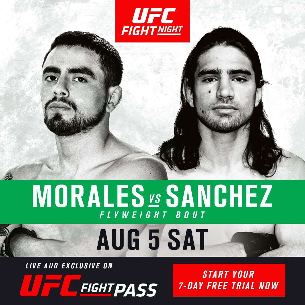 Ufc Mexico fight pass