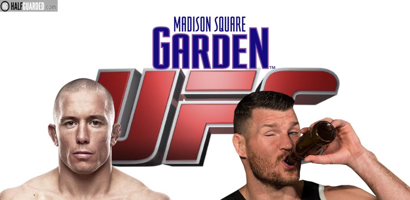 georges st. pierre GSP vs michael bisping free live stream