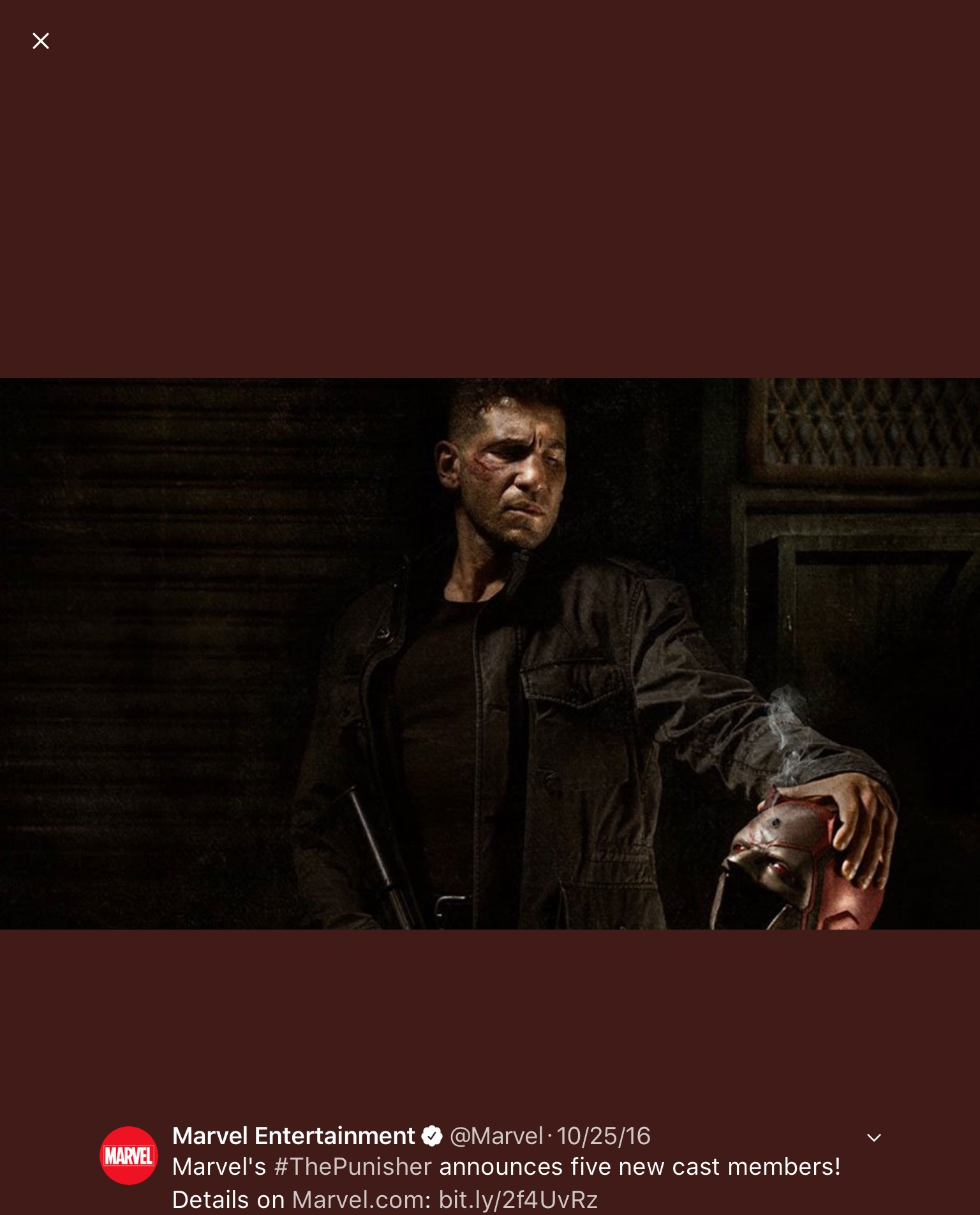 The Punisher Trailer That Changed the Game