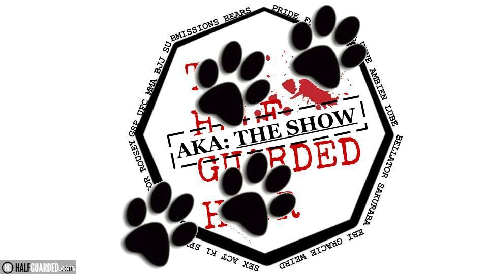 half guarded hour dog podcast