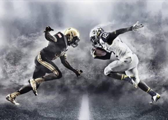 Navy-vs-Army-College-Football-nike-uniforms