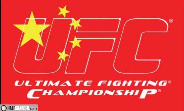 UFC SOLD TO CHINA