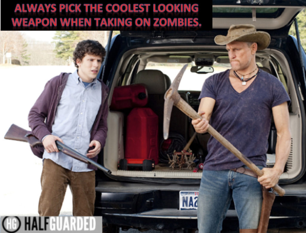 Zombieland: Sequel Release Date, Trailer & More