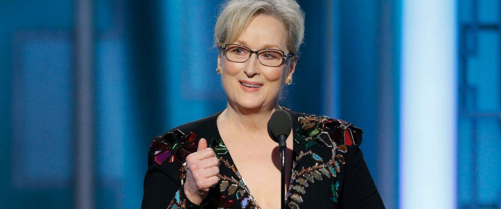 Meryl Streep is a Blubbering Moron
