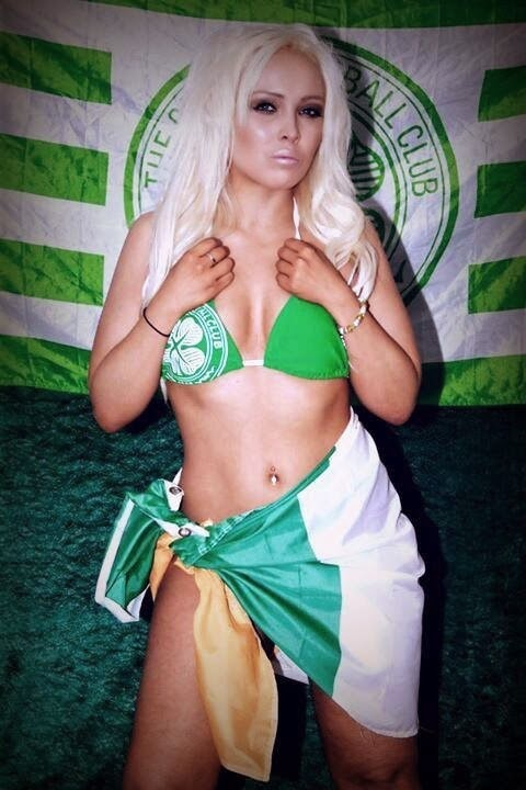 hot sexy scotland celtic fc