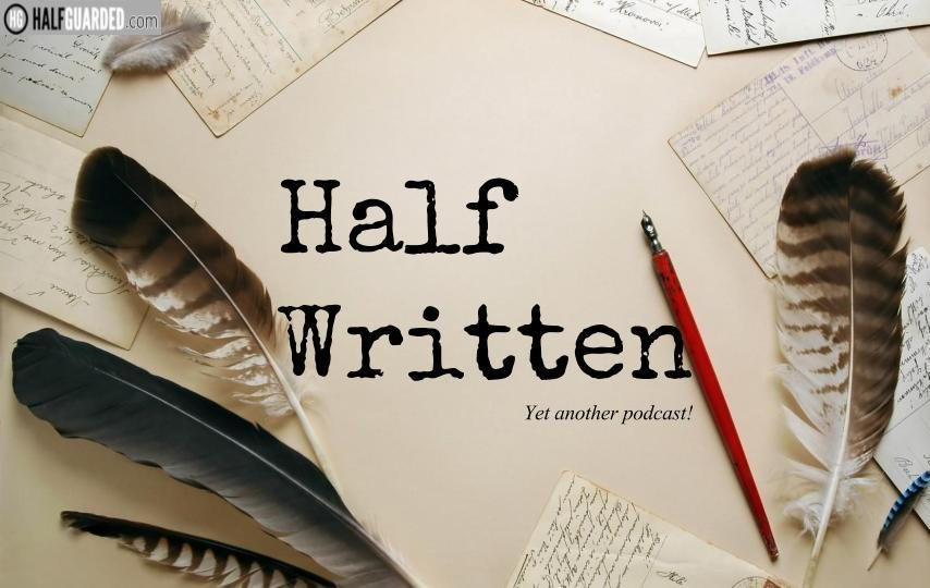half written podcast HW hgh stuff