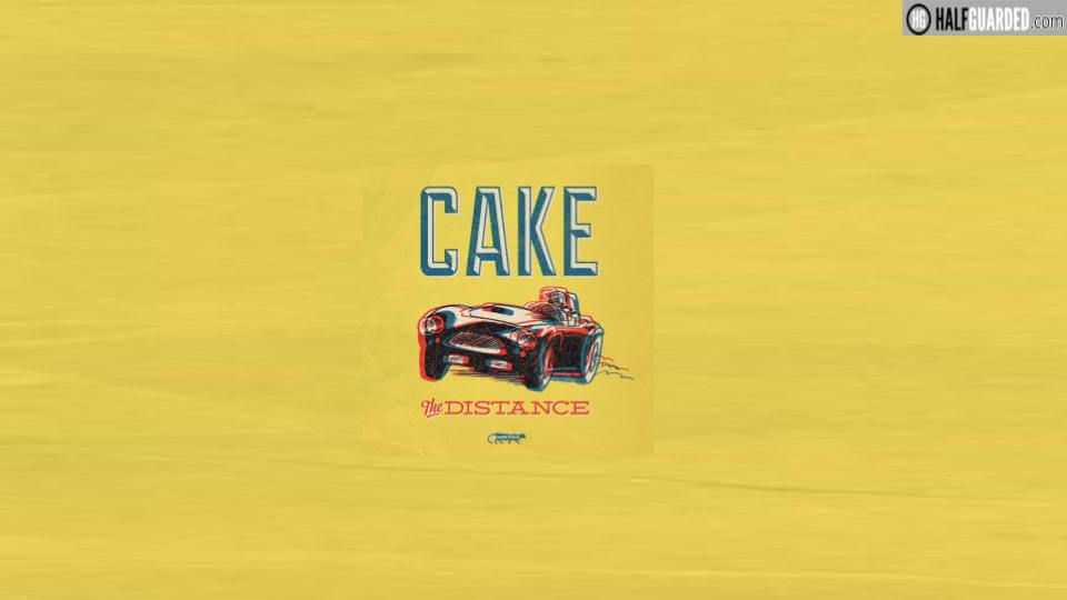 THE DISTANCE by CAKE Video; GUESS WHAT'S STUCK IN MIKE'S HEAD?!
