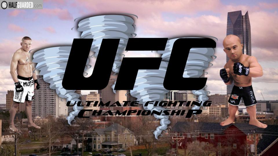 UFC OKC Results & Recap aka the UFC OKC Free Live Stream of Consciousness Post!