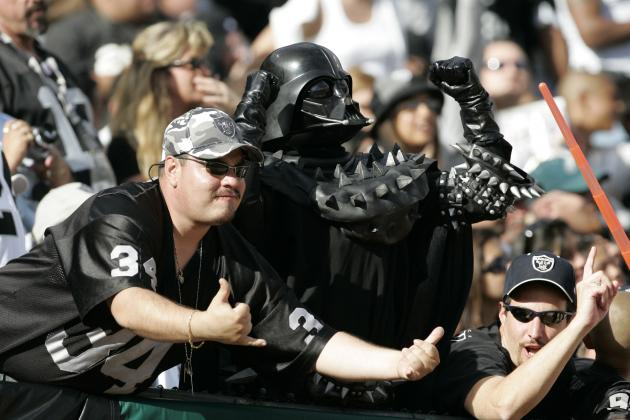 Raiders fans beat ISIS