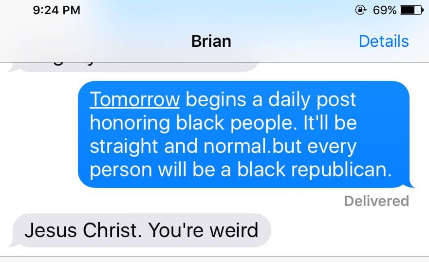 Black republican