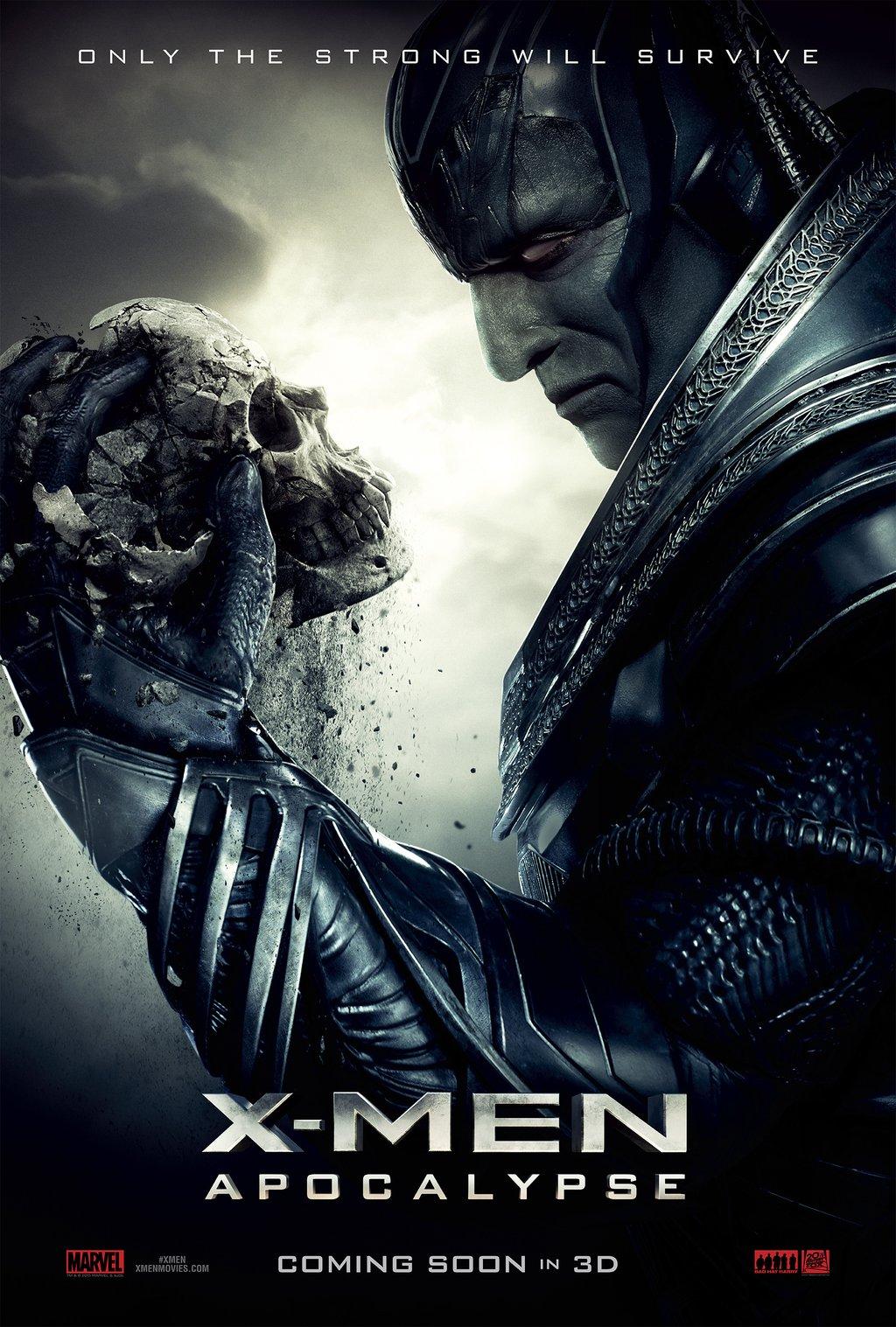 One last final X-Men Apocalypse trailer - meh
