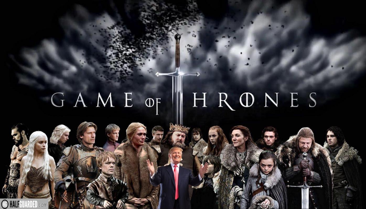 EXCLUSIVE: Donald Trump Game of Thrones Interview