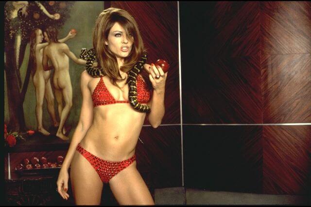 Sexy Elizabeth Hurley