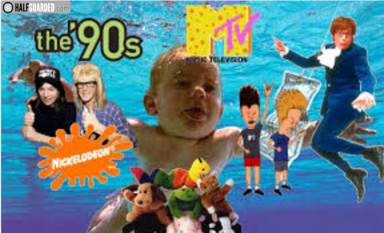 The 1990s suck