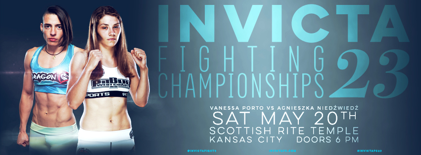invicta fc 23 photo