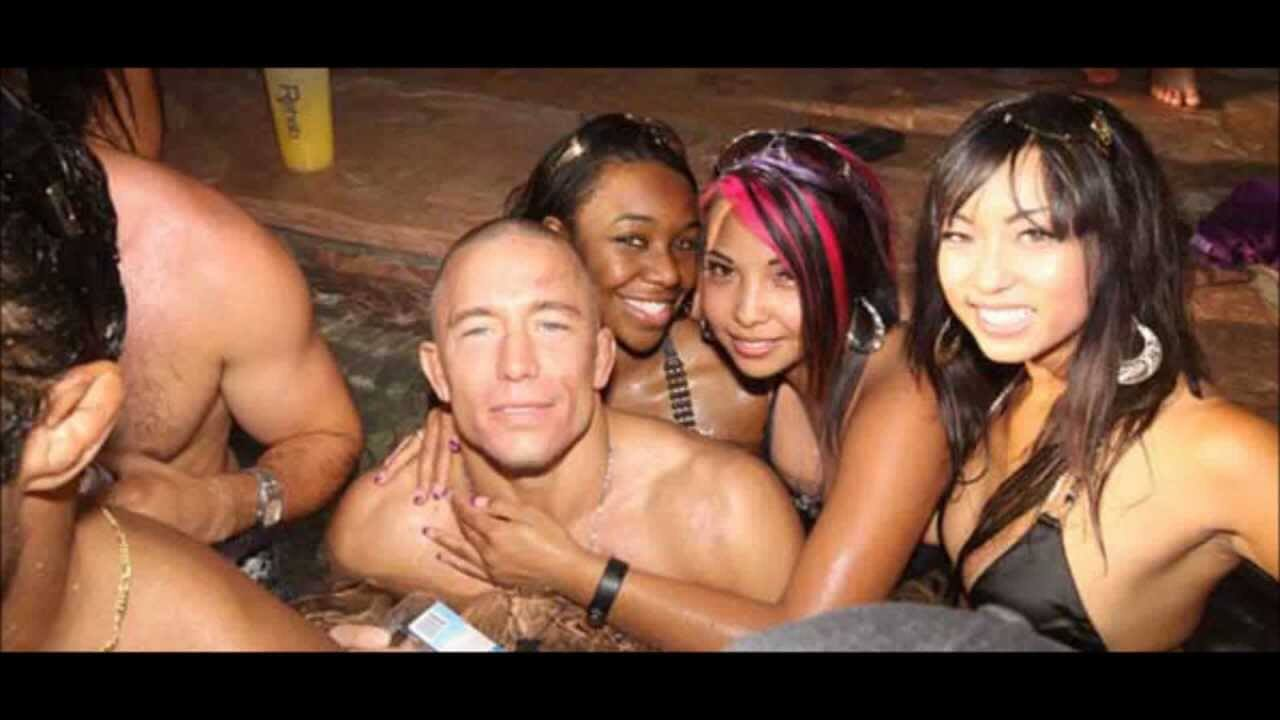 GSP and sexy women