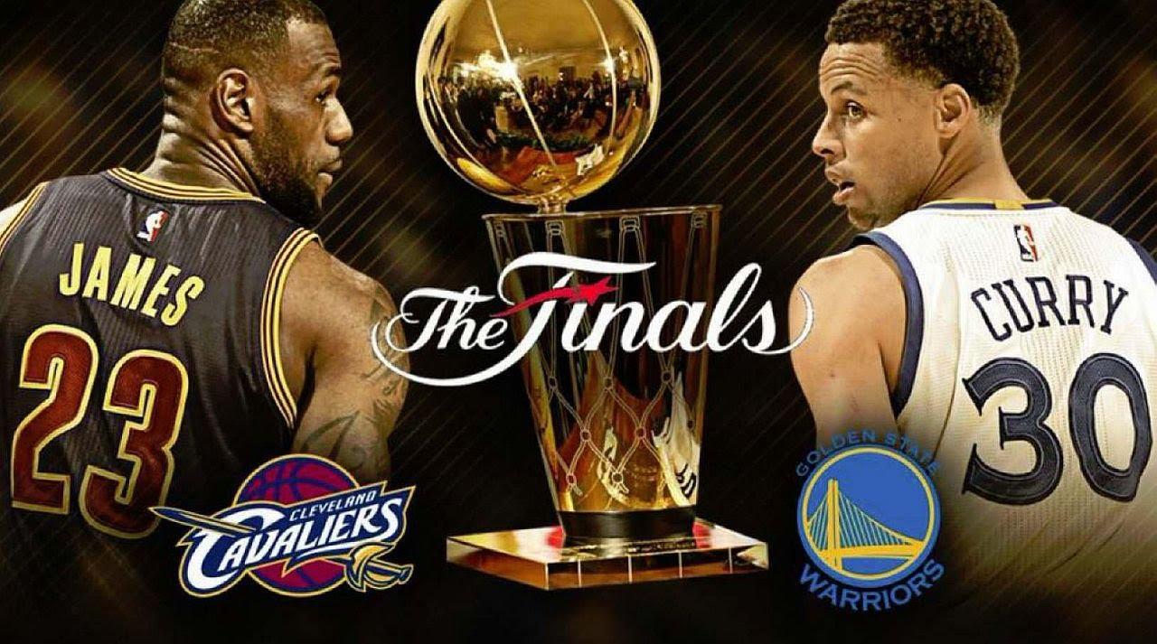 nba warriors cavs lebron finals rivalry