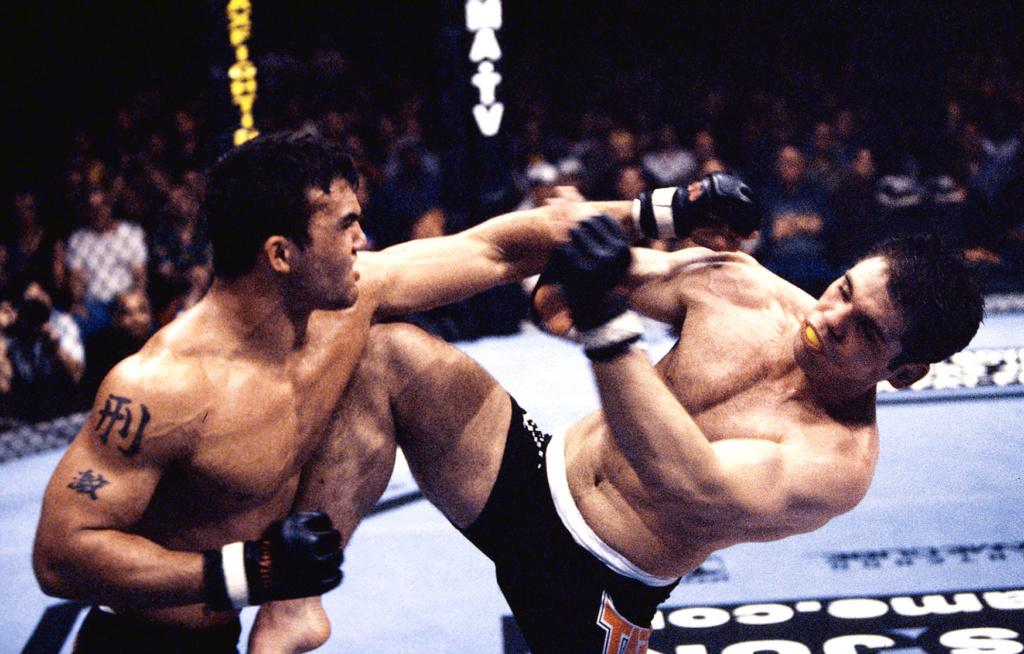 Lawler vs Riley UFC 37