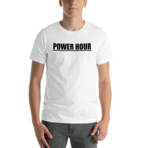 power hour t shirt