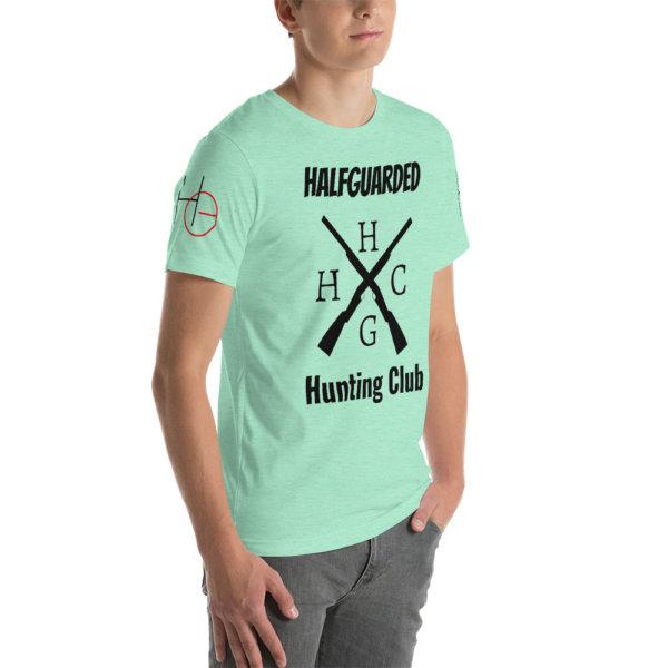 HALFGUARDED HUNTING CLUB T SHIRT
