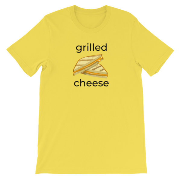 Grilled Cheese Words