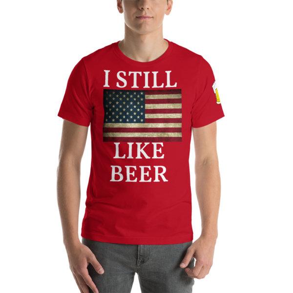 I STILL LIKE BEER