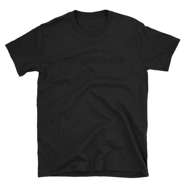 halfguarded.com t shirt