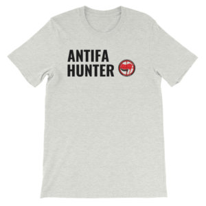 ANTIFA HUNTER T SHIRT