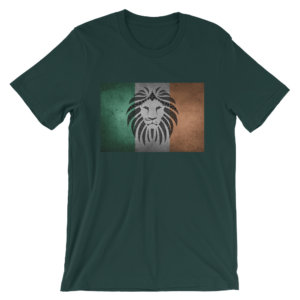 LION KING OF IRELAND T SHIRT