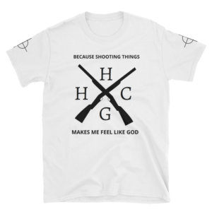 HALFGUARDED HUNTING CLUB T SHIRT