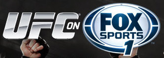 UFC on fox sports 1 UFC on FS 1