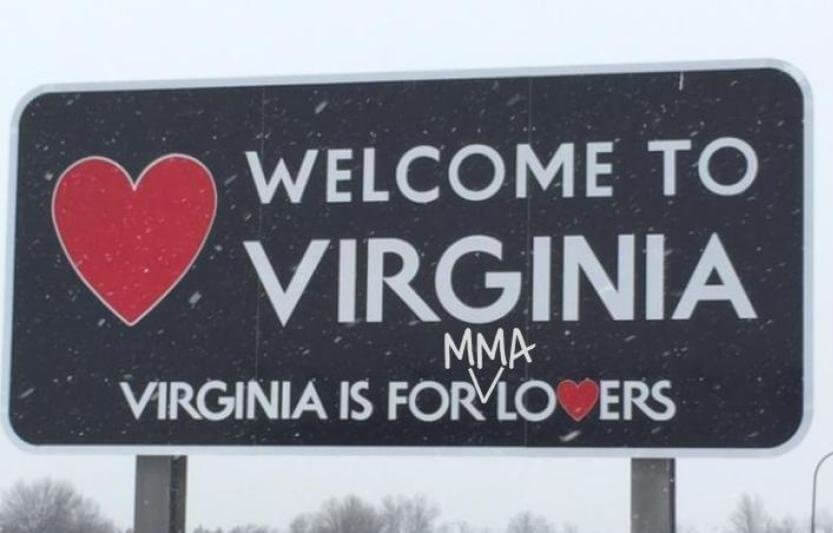 virginia is for mma lovers
