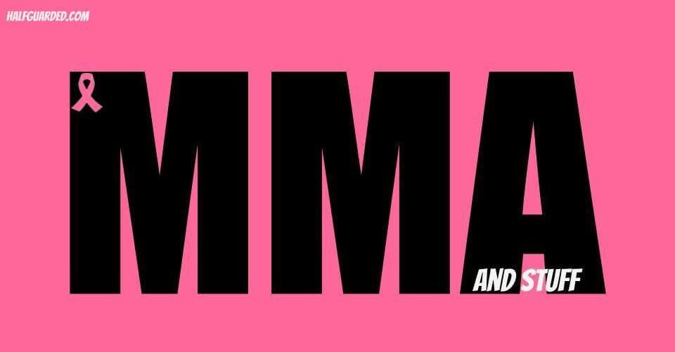 MMA AND STUFF PINK