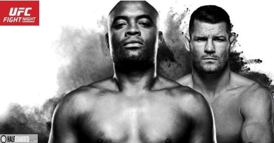 UFC anderson Silva