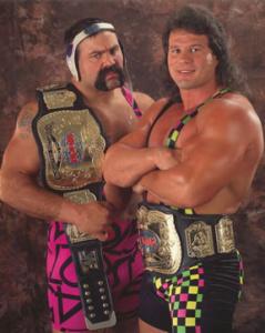 Hulk Hogan... We coming for you, rainbow!