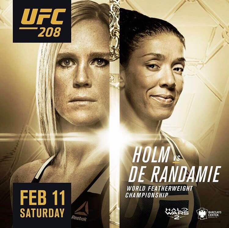 UFC 208 Free Live Stream of Consciousness aka UFC 208 Results
